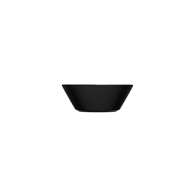 Coupelle Teema noir, 15 cm, Iittala