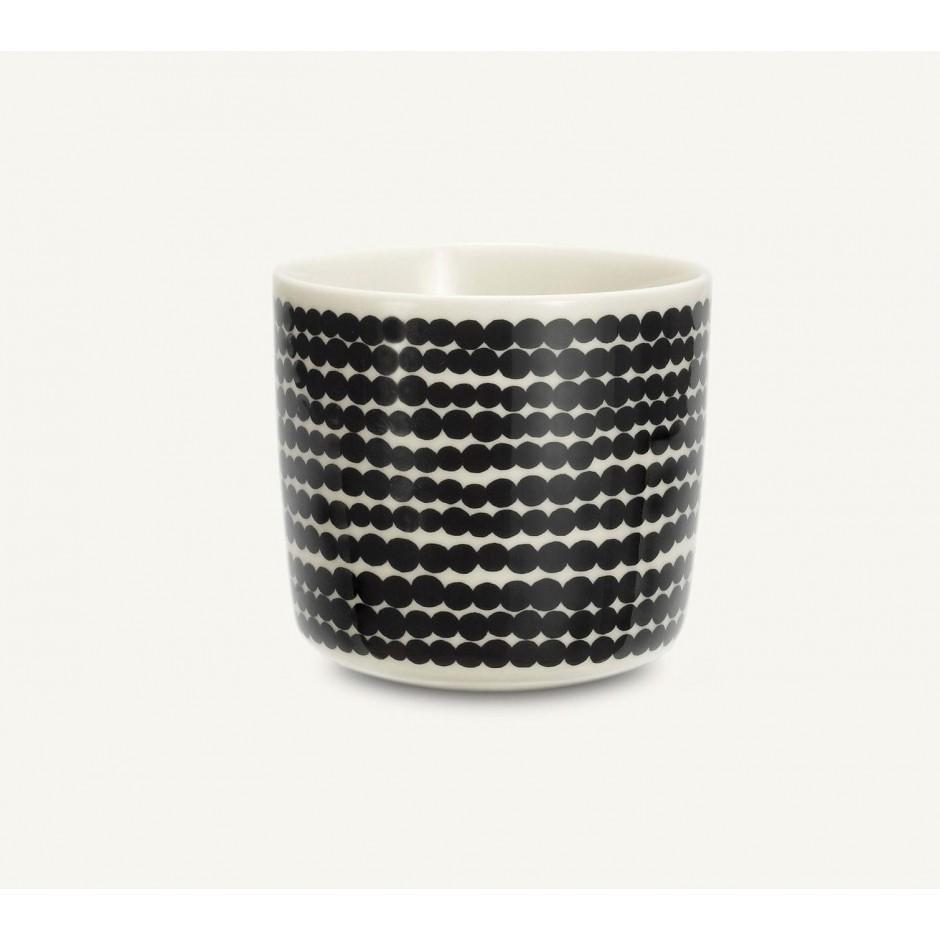 tasse caf sans anse 2 dl oiva siirtolapuutarha vaisselle marimekko arts de la table design. Black Bedroom Furniture Sets. Home Design Ideas