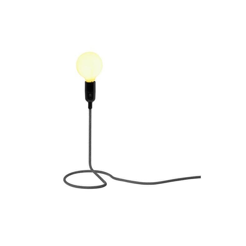 Cord Lamp, H 38 cm