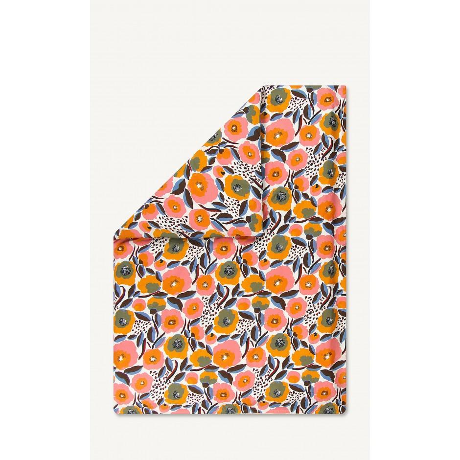 Unikko duvet cover for two, Marimekko