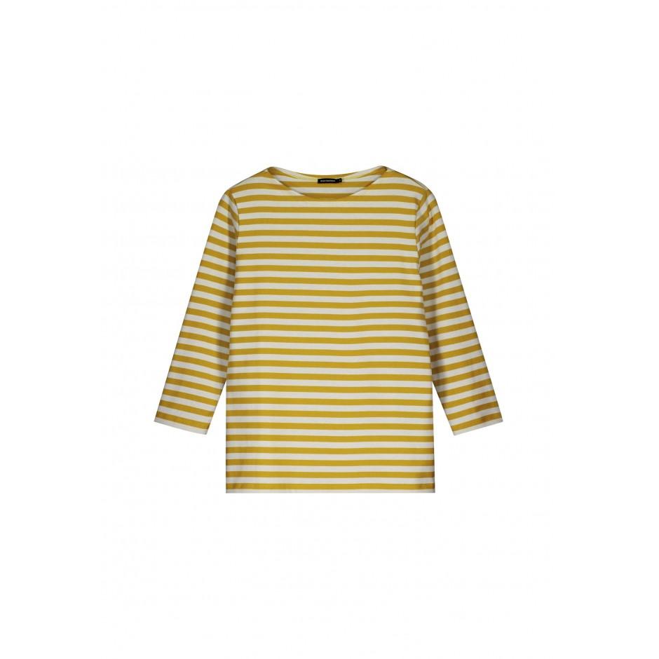 Ilma t-shirt Marimekko (Jaune foncé)