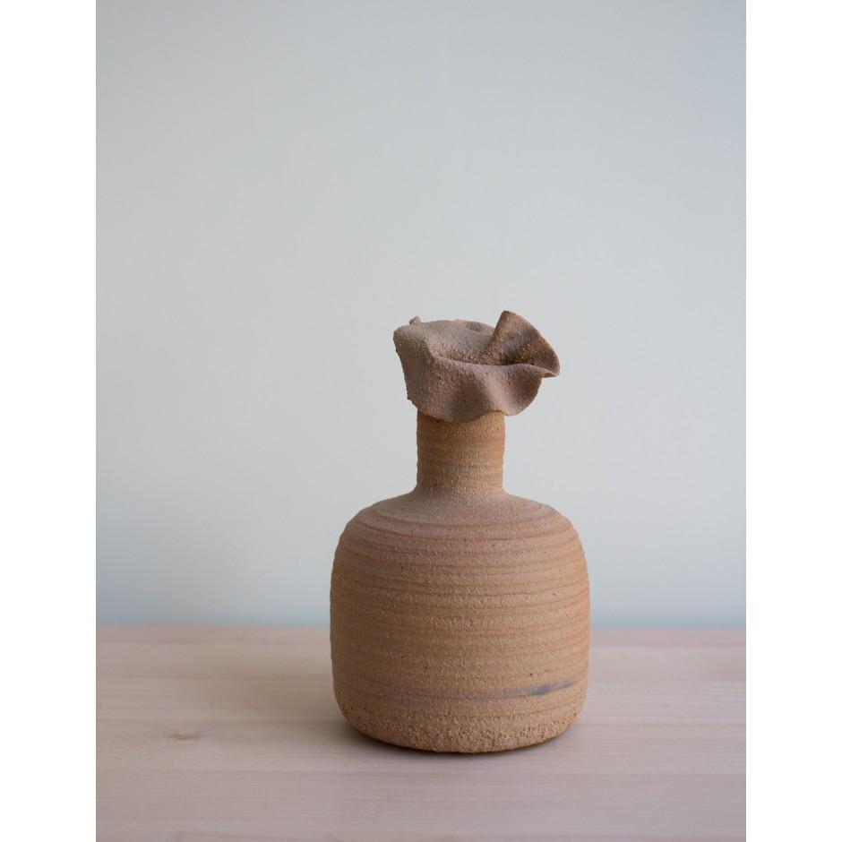 Thought bottle beige, Heidi Aulikki