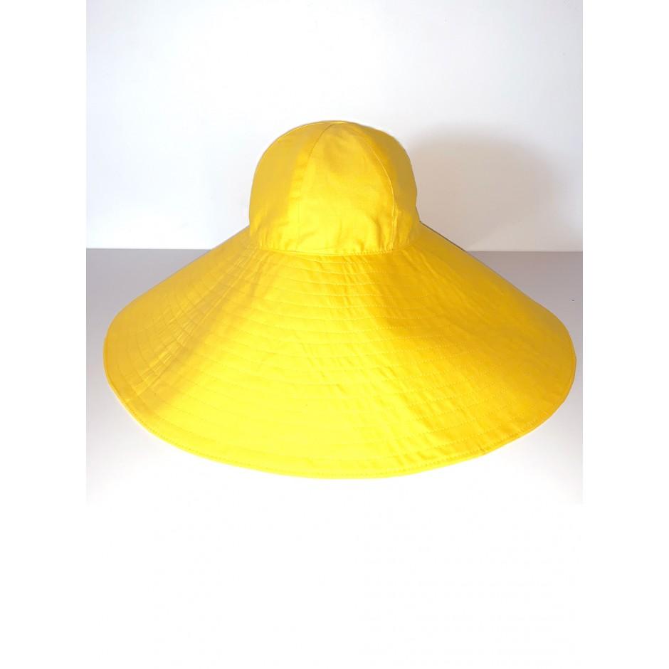 Yellow Jättilieri hat, Vuokko