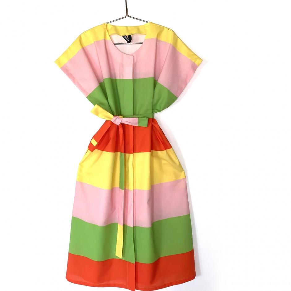 4-stripes Elégance dress, Vuokko
