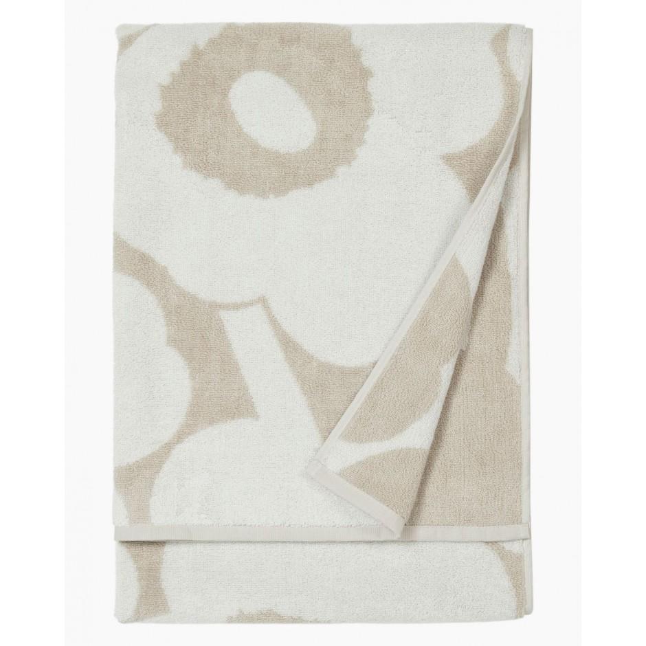 Unikko bath towel, Marimekko