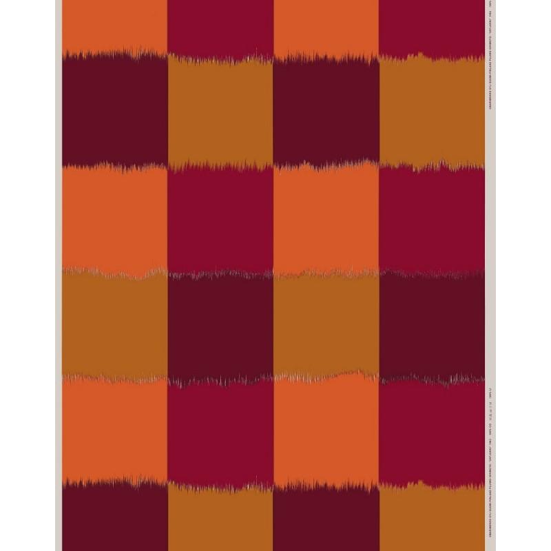 Cotton linen Marimekko fabric Ostjakki