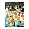 Carte postale Moomin - Carnaval