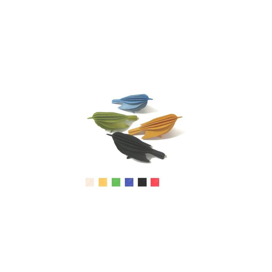Carte postale et décoration OISEAU
