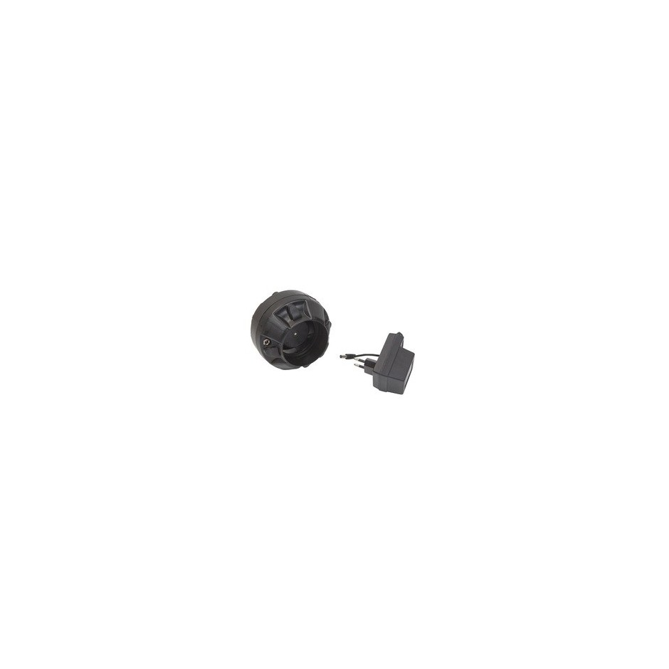 Ventilateur électrique Biolan noir