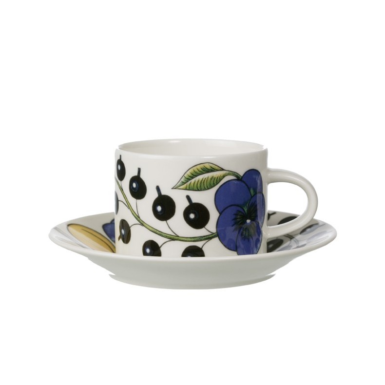 Paratiisi tea cup and saucer