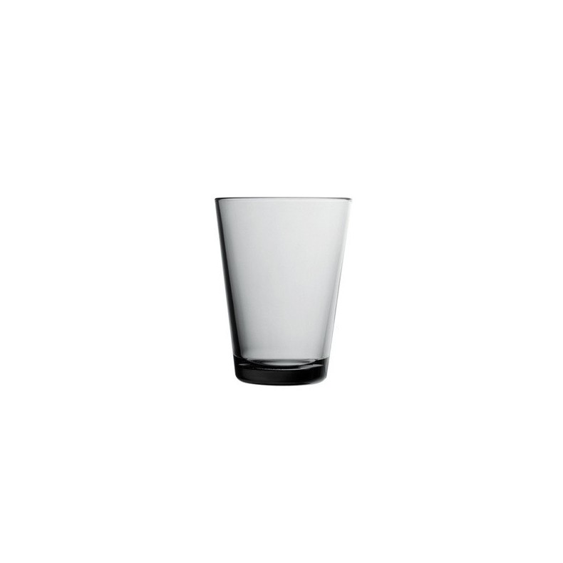 Kartio tumbler 40 cl, grey, set of 2