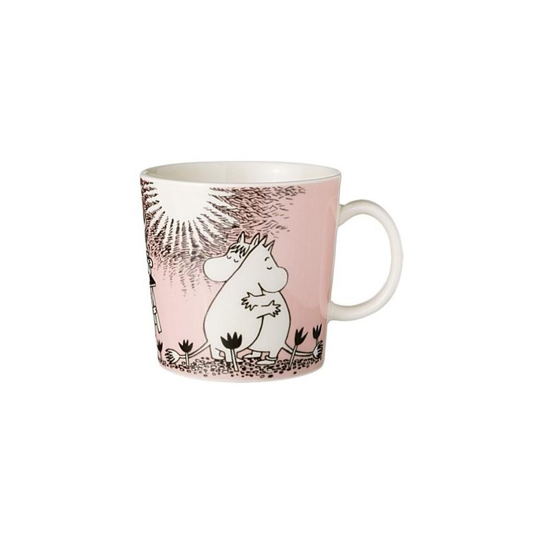 Mug Moomin LOVE
