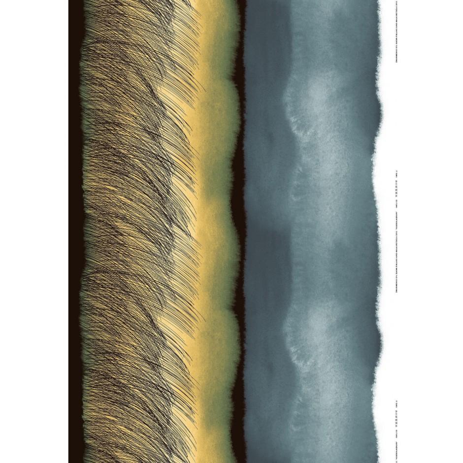 Kuuskajaskari Marimekko Fabric linen
