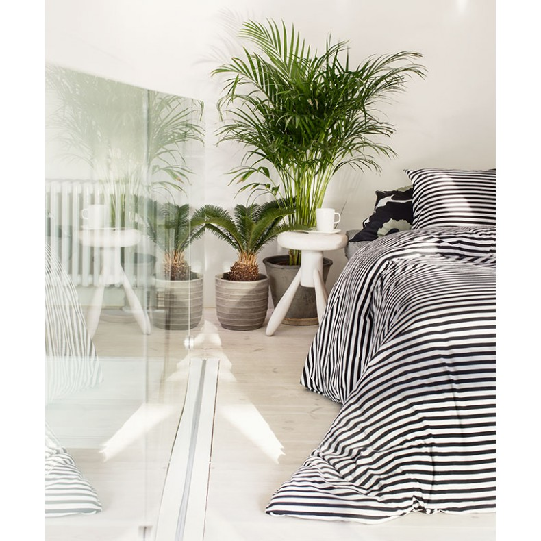 Tasaraita duvet cover for two, Marimekko