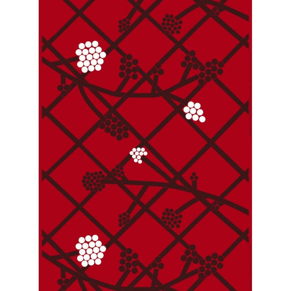 Hortensie cotton sateen Marimekko Fabric Textiles DECO