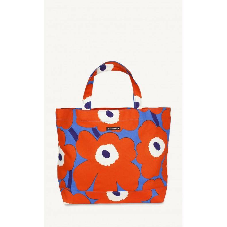 Pieni Unikko shopping bag