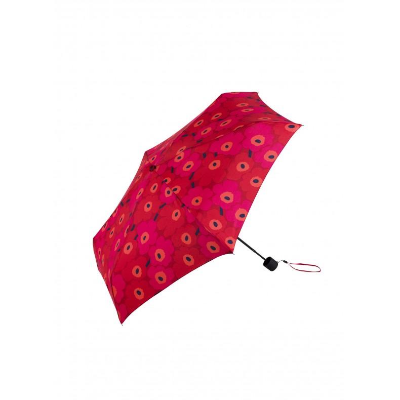 Parapluie Mini Unikko rouge