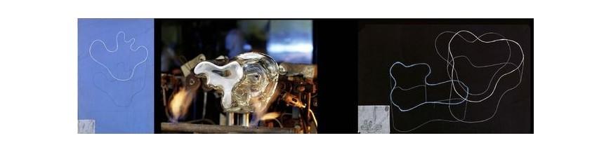 Vases et flaques Alvar Aalto